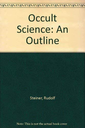 9780854403493: Occult Science: An Outline