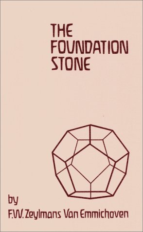 9780854403998: The Foundation Stone
