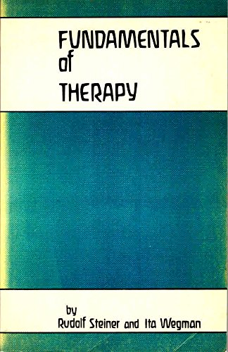 9780854404230: Fundamentals of Therapy: An Extension of the Art of Healing Through Spiritual Knowledge