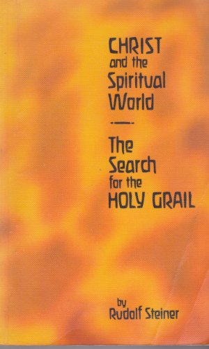 9780854404254: Christ and the Spiritual World: The Search for the Holy Grail