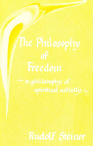 9780854407460: The Philosophy of Freedom