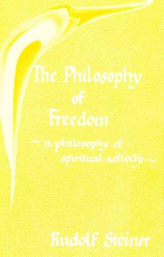 9780854407460: Philosophy of Freedom
