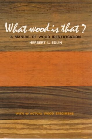 9780854420087: What Wood is That?: Manual of Wood Identification