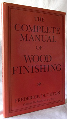 9780854420193: Complete Manual of Wood Finishing