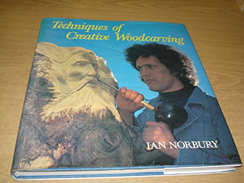 9780854420230: Techniques of creative woodcarving