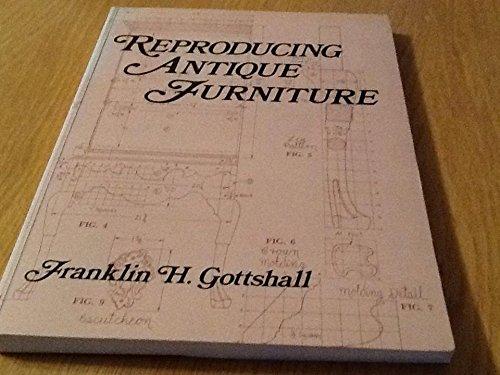 9780854420254: Reproducing Antique Furniture