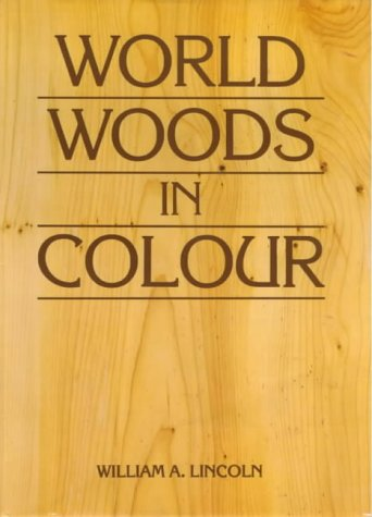 9780854420285: World Woods in Colour