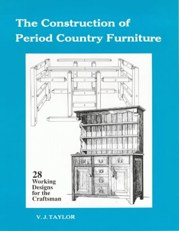 9780854420292: The Construction of Period Country Furniture