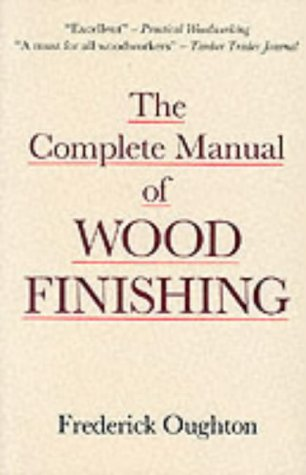 9780854420308: The Complete Manual of Wood Finishing