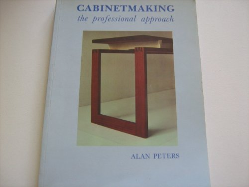 9780854420445: Cabinet Making: The Professional Approach (The designer craftsman series)