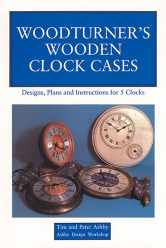 9780854420575: Woodturner's Wooden Clock Cases