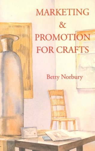 9780854420629: Marketing and Promotion for Crafts