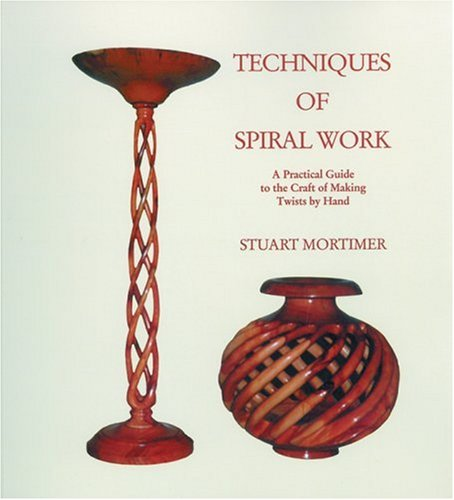 9780854420636: Techniques of Spiral Work: A Practical Guide to the Craft of Making Twists by Hand