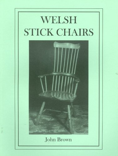 9780854420834: Welsh Stick Chairs