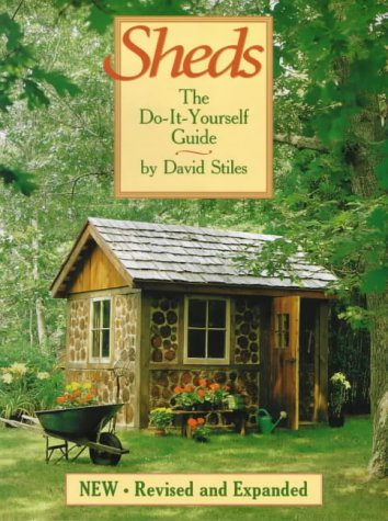 9780854420889: Sheds: The Do-it-yourself Guide