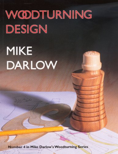 Woodturning Design (0854420967) by Mike Darlow