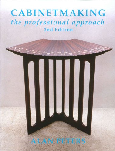 9780854421114: Cabinetmaking: The Professional Approach