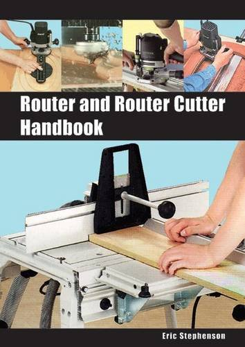 9780854421220: Router and Router Cutter Handbook