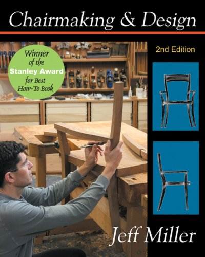 9780854421558: Chairmaking and Design
