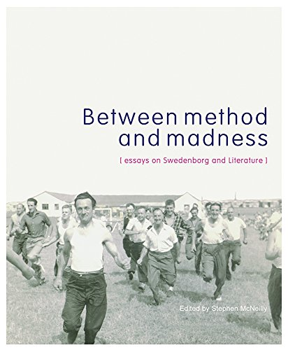Between Method and Madness: Essays on Swedenborg and Literature: McNeilly, Stephen (ed.)