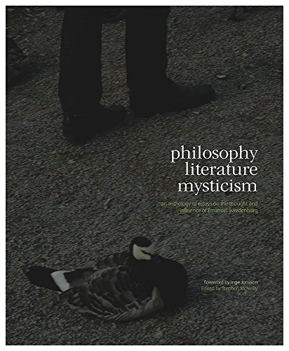 9780854481613: Philosophy, Literature, Mysticism: An Anthology of Essays on the Thought and Influence of Emanuel Swedenborg