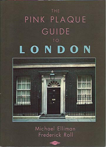 9780854490264: Pink Plaque Guide to London