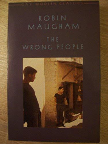 9780854490332: Wrong People (Gay Modern Classics)