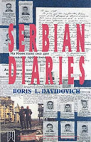 9780854492220: Serbian Diaries