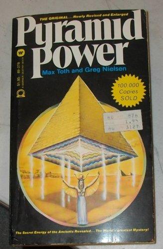 9780854540792: Pyramid Power
