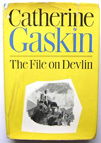 9780854560813: The file on Devlin ([Ulverscroft large print series, fiction])