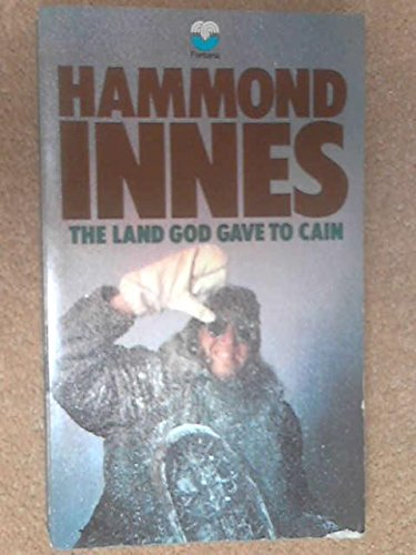 9780854561186: The land God gave to Cain ([Ulverscroft large print series. fiction])