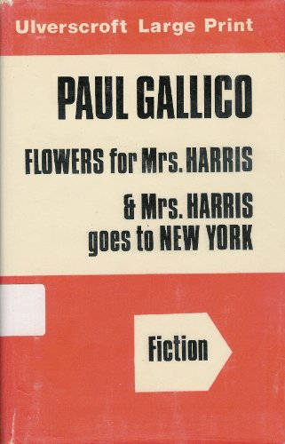 9780854561377: Flowers for Mrs.Harris ([Ulverscroft large print series. fiction])