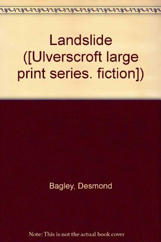 9780854561704: Landslide ([Ulverscroft large print series. fiction])