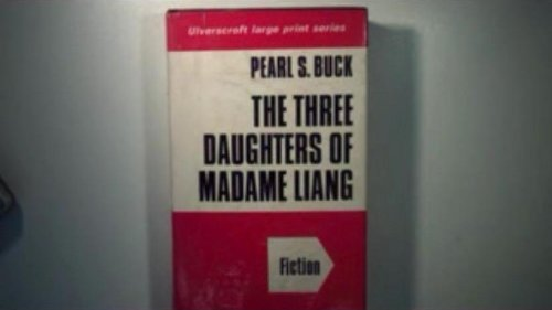 9780854562268: Three Daughters of Madame Liang