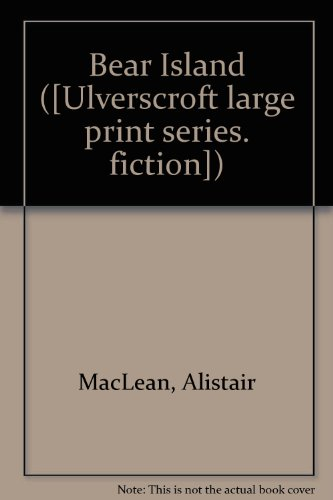 Bear Island (U): Maclean, Alistair