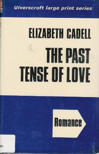 9780854562985: Past Tense of Love