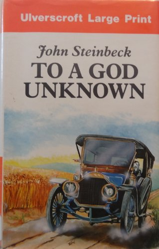 9780854563043: To a God Unknown (Ulverscroft large print series. [fiction])
