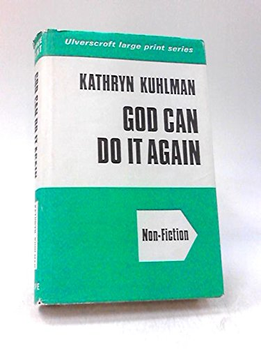 9780854563319: God Can Do It Again