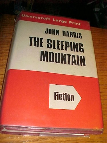 9780854564866: The Sleeping Mountain (Large Print Edition)