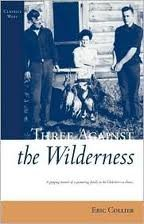 9780854565603: Three Against the Wilderness