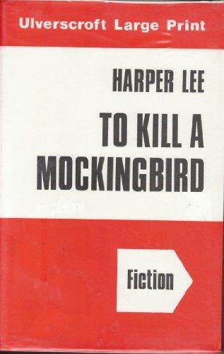 9780854565726: To Kill A Mockingbird (U)