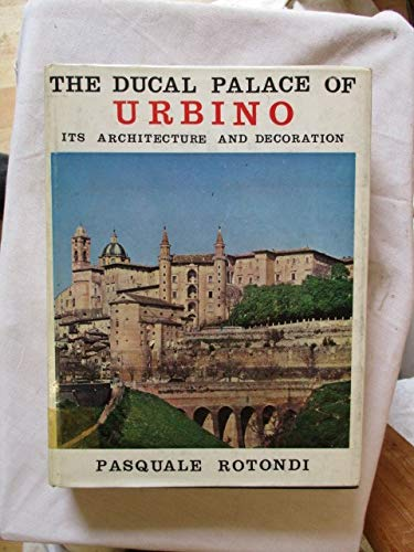 9780854581306: Ducal Palace of Urbino (Tiranti Library)