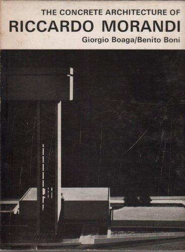 9780854587384: Concrete Architecture of Ricardo Morandi (Concepts in Art)