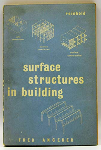 9780854588763: Surface Structures in Building (Blue Study Book)