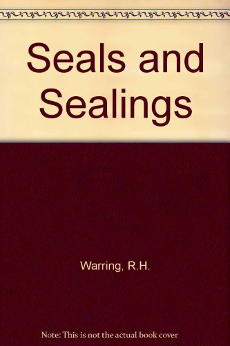 Seals and Sealing Handbook (0854610820) by R. H. Warring