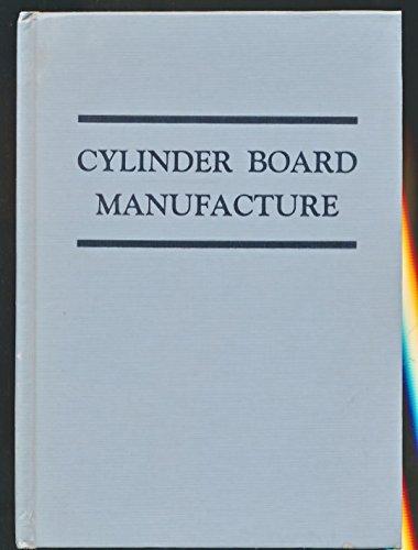 9780854630059: Cylinder Board Manufacture