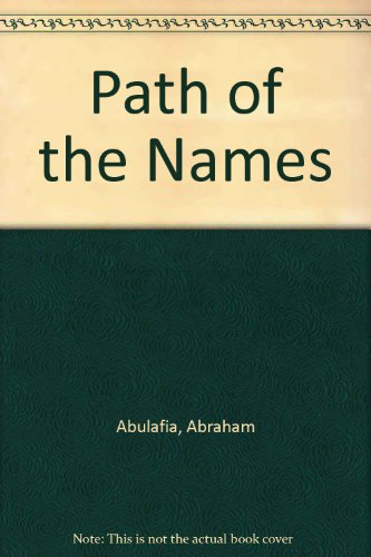 9780854650521: Path of the Names