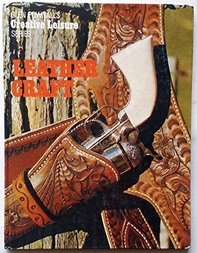9780854670192: Leathercraft (Glen Pownall's Creative leisure series)