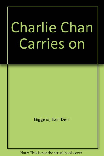 9780854681228: Charlie Chan Carries on