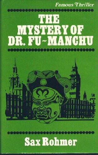 9780854681723: Mystery of Dr. Fu-Manchu